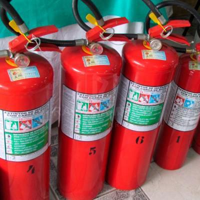 Acessórios para combate a incêndio