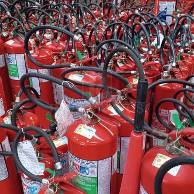 Empresa especializada em combate a incendio