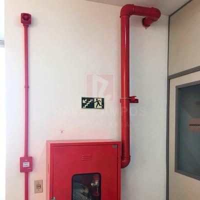 Equipamentos de incêndios