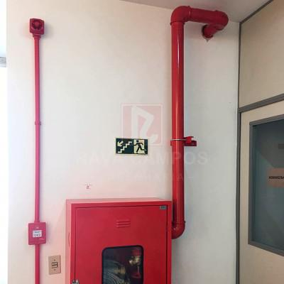 Hidrante de coluna