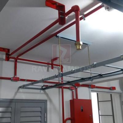 Sistemas preventivos contra incêndio