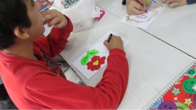Rava Campos realiza ação social na Associação Beneficente Casa da Vovó e Netinhos